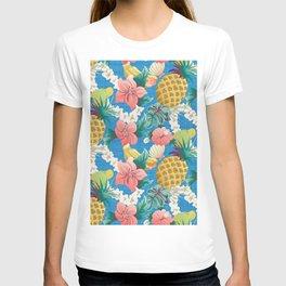 Pineapple Half Drop T-shirt