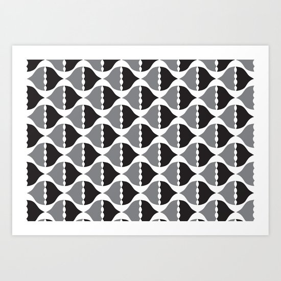 The Simple Things Art Print