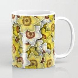 Daffodils pattern Coffee Mug