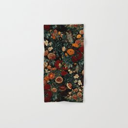 EXOTIC GARDEN - NIGHT XXI Hand & Bath Towel