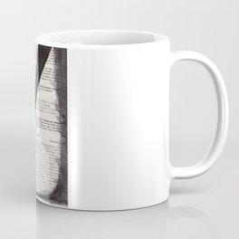 On toes - ink drawing Coffee Mug