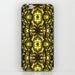 turtle patterns iPhone Skin