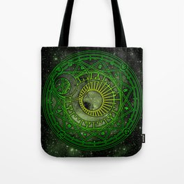 Magic Circle - Yukito Tsukishiro Tote Bag