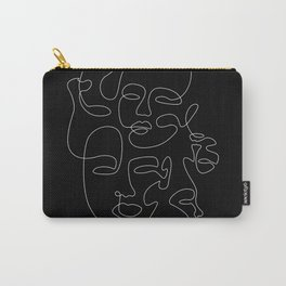 Night Crowd Carry-All Pouch