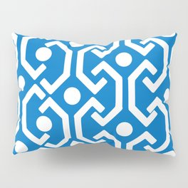 Ethnic Pattern (Blue) Pillow Sham