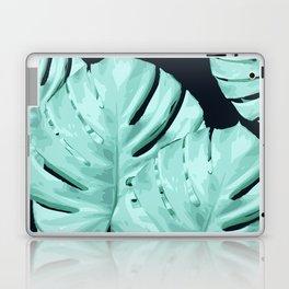 Monstera, Ancora #4 Laptop & iPad Skin