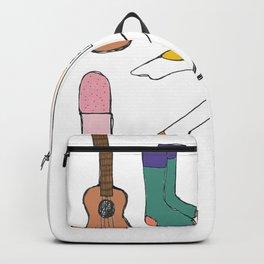 sunnyside up Backpack