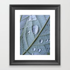 Diamonds and Pearls Pt. II Framed Art Print