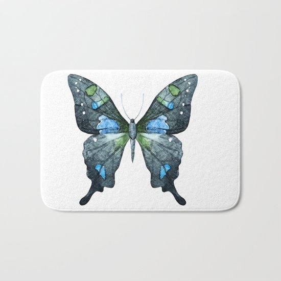 Butterfly 02 Bath Mat