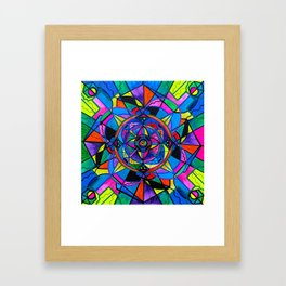 Activating Potential Framed Art Print