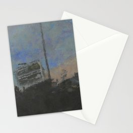 Moving Along Main Road Stationery Cards
