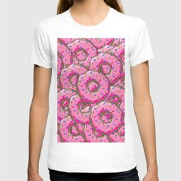 You can't buy happiness, but you can buy many donuts! T-shirt