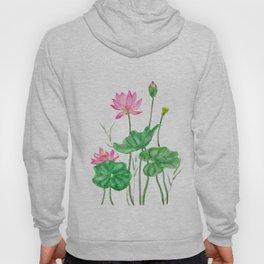 lotus flower Hoody