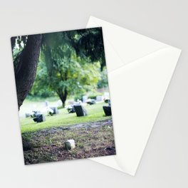 Sanitorium Hill 3 Stationery Cards