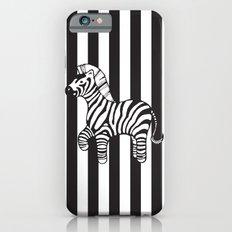zebra stripe Slim Case iPhone 6s