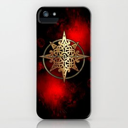 WITH EVERY NEW DAY COMES NEW STRENGTH iPhone Case