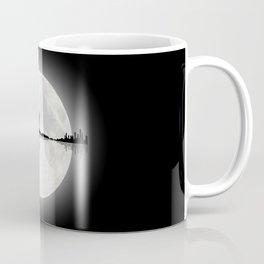 Moonlight Nature Guitar Coffee Mug