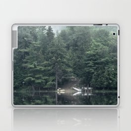 Lakeside Morning Laptop & iPad Skin