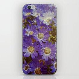 My boheme flowers / Mis flores bohemias iPhone Skin