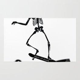 ODS Grinding Skeleton Rug