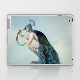 Secrets And Feathers Laptop & iPad Skin