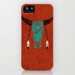 Southwest Skull iPhone Case