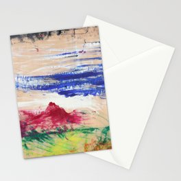 Hand-scape Stationery Cards