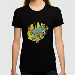 Tropical summer rainforest party T-shirt