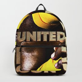 United We Fight to Knockout Gun Violence Backpack