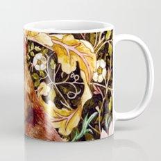 Fox King Original Water Color Mug