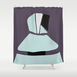 Fashion Calm Shower Curtain
