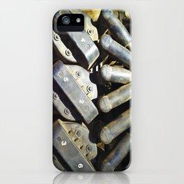 1,4,5,2,3,6  Ignition, Blastoff! iPhone Case