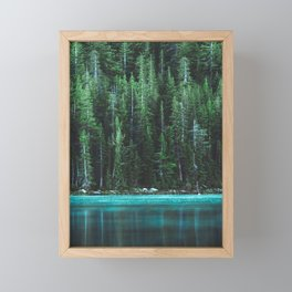 Forest 3 Framed Mini Art Print