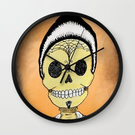 Henry The Zoot Suiter Wall Clock