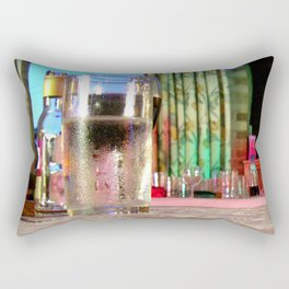 At The End of the Disco Rectangular Pillow