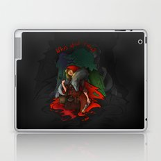 Who's Afraid of Who? Laptop & iPad Skin