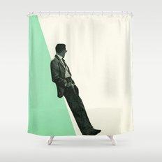 Cool As A Cucumber Shower Curtain