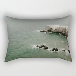 bird island Rectangular Pillow