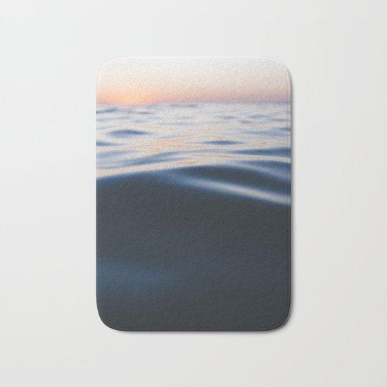 oceanic nuances Bath Mat