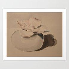 lamp berger Art Print
