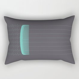 Euthanasia Rectangular Pillow