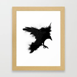 I Welcome The Valkyries Framed Art Print