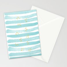 Life is Golden Stationery Cards