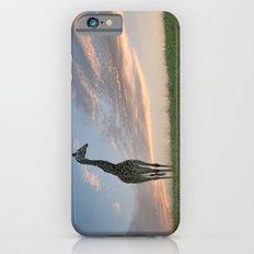 Early morning sunrise on the savanna iPhone 6s Slim Case
