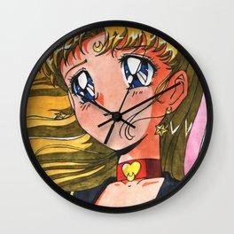 Eternal Sailor Moon Sadeness Wall Clock