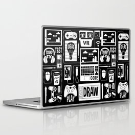 It's a Game Dev World Laptop & iPad Skin