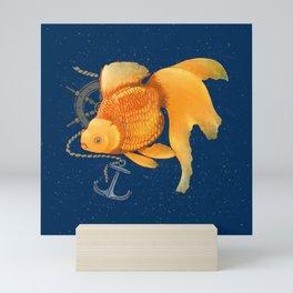 Goldfish Mini Art Print