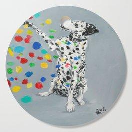 Dalmatian Cutting Board