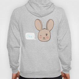 Cute Chu Bunny Hoody