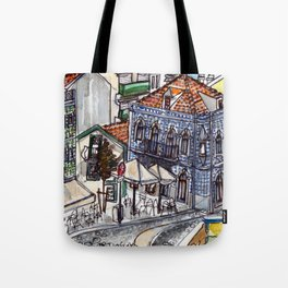 Buarcos, Portugal Tote Bag